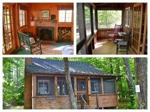 CabinCollage